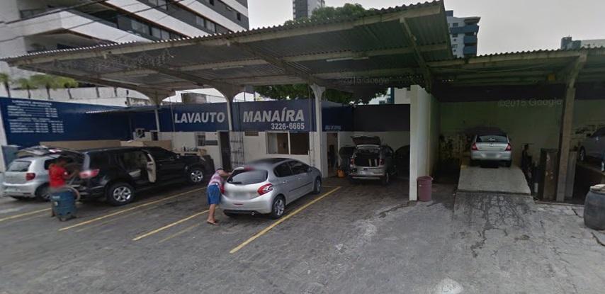 lava-jato car cleaner
