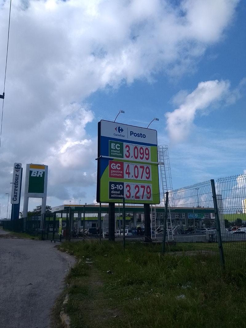 Posto freeway